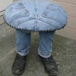 Старые джинсы резать на шорты? Есть идеи получше!