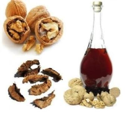 лекарство из грецких орехов
