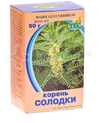 трава корень солодки инструкция по применению для детей