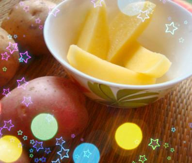 2 - Нарезаный картофель