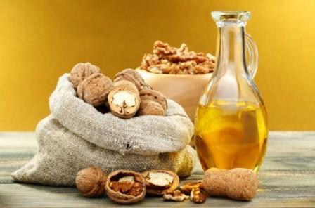 масло ореха грецкого для лица
