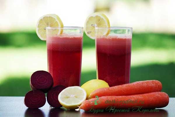 Сок-из-свеклы-моркови-и-яблока-для-чего-пить
