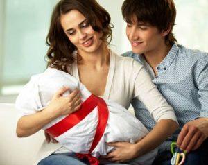 Миниатюра к статье Первые дни дома с новорожденным ребенком