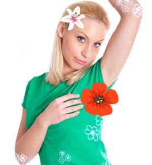 Миниатюра к статье Простой дезодорант своими руками, рецепт безвредного антиперспиранта