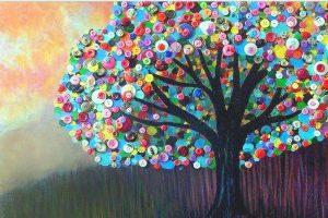 Миниатюра к статье Хотите победить депрессию? Украсьте дом картинами!