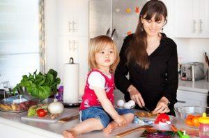 Миниатюра к статье Я и маленький ребенок: как успевать жить. Часть вторая