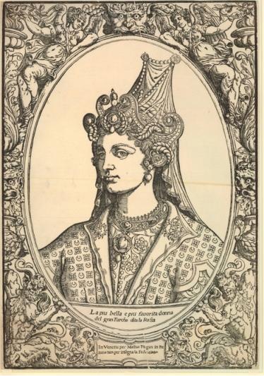 портрет Роксоланы
