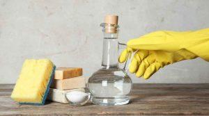Миниатюра к статье 5 вещей в доме, которые сверкают чистотой от обычного уксуса. Я применяю его уже несколько лет