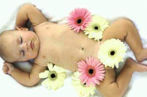 Миниатюра к статье Как лечить опрелости у новорожденного