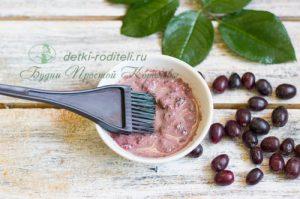 Миниатюра к статье Домашняя кизиловая маска для восстановления волос – пошаговые фото