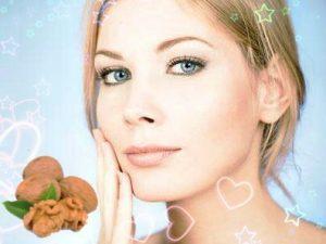 Миниатюра к статье Волшебная ореховая маска для увядающей кожи