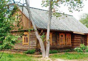 Миниатюра к статье Лечим душу: старенький домик