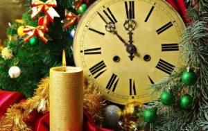 Миниатюра к статье Украшение на рождество своими руками: используем бокалы!