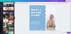 Миниатюра к статье Оригинальное поздравление с новорожденным своими руками