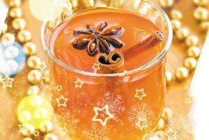 Миниатюра к статье Волшебный напиток: новогоднее апельсиновое вино для прекрасных дам