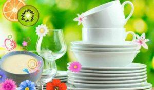 Миниатюра к статье Моющие средства своими руками для посуды, стирки и уборки