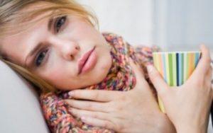 Миниатюра к статье Ларингит, лечение в домашних условиях