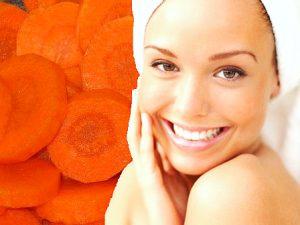 Миниатюра к статье Морковная маска для лица от прыщей и угрей: каротин для чистой гладкой кожи