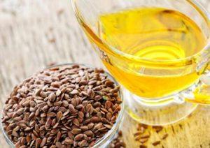 Миниатюра к статье Польза и вред льняного масла: как принимать для лечения, профилактики и для стройности