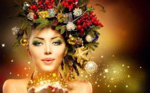 Миниатюра к статье К Новому Году – королева! Быстродействующие маски для лица: как помолодеть на 10 лет